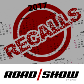 CNET Does a Recap of the Biggest Recalls of 2017
