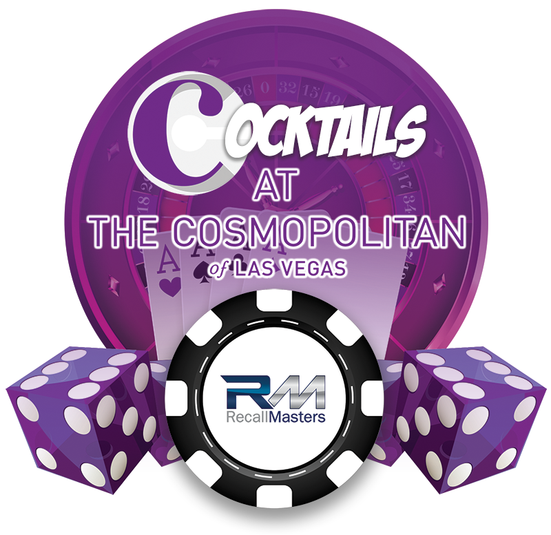 Cocktails at the Cosmo Party at NADA 2018