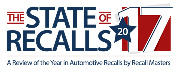 Click to Download the 2017 State of Recalls Report