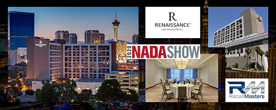 Get Recalls on your 2020 Roadmap While at NADA